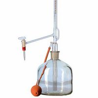 Burette automatique de Pellet DURAN®, classe AS