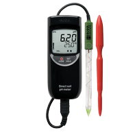 pH-metre portable HI99121, HANNA®, pour analyse du sol