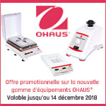 Offre OHAUS